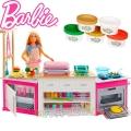 Barbie Кухнята на Барби със светлини и звуци Ultimate Kitchen FRH73