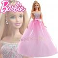 2017 Barbie Birthday Wishes® Прелестна кукла Барби DVP49