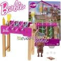 Barbie Мебели за кукла Барби - джага за игра с домашен любимец GRG75