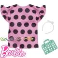 Barbie Ефектна блузка с аксесоари за кукла Барби FND47