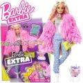 Barbie Extra Кукла Барби с домашен любимец и аксесоари GRN28