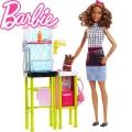 Barbie® Careers Кукла Барби фризьор на домашни любимци DHB63