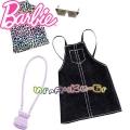 Barbie Топ и сукман с аксесоари за кукла Барби FND47