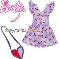 Barbie Гащеризон с аксесоари за кукла Барби FND47