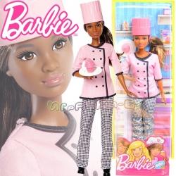 Barbie Careers Кукла Барби сладкарка DVF54