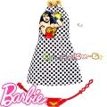 Barbie Рокля Wonder Woman с аксесоари за кукла Барби FND47