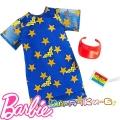 Barbie Синя рокля с аксесоари за кукла Барби FND47