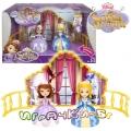 *Disney - Танцуващи сестри София и Амбър Sofia the First Princess