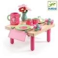 Djeco - Детски комплект за обяд Lili Rose DJ06631