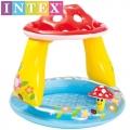 """Intex Детски басейн със сенник """"Гъбка"""" 57114"""
