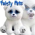 Feisty Pets Плюшена играчка Полярно Мече 32331006