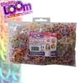 Friendship Loom - Комплект 1200 бр. ластичета за плетене