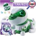 TEKSTA Micro Pet Мини интерактивно динозавърче 63692