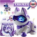 TEKSTA Micro Pet Мини интерактивно котенце 63699