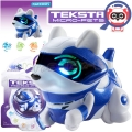 TEKSTA Micro Pet Мини интерактивен енот 63719