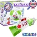 TEKSTA Micro Pet Игрален комплект с динозавър робот 63729