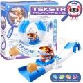 TEKSTA Micro Pet Игрален комплект с енот робот 67565