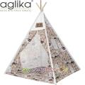 Aglika Детска палатка за игра Типи Лами