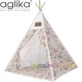 Aglika Детска палатка за игра Типи Зайци Индианци