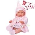 Asi Кукла бебе Мария с розово палтенце 0362960