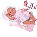 Asi Кукла бебе Мария с пухена възглавничка 0363490