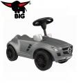 BIG - Кола за яздене и бутане BENZ SILVER 5556344