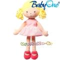 BabyОno Плюшена играчка Кукла Алис 1094
