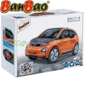 2017 BanBao Конструктор BMW I3 Orange