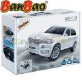 2017 BanBao Конструктор BMW X5 White