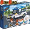 2017 BanBao Police Конструктор Полицейски хамър
