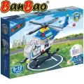 2017 BanBao Police Конструктор Полицейски хеликоптер