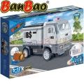 2017 BanBao Police Конструктор Бронирана кола