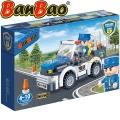 2017 BanBao Police Конструктор Полицейска кола
