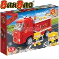 2017 BanBao Fire Конструктор Пожарен камион
