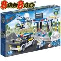 2017 BanBao Police Конструктор Полицейска станция