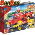 2017 BanBao Fire Конструктор Спасителен отряд