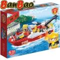 2017 BanBao Fire Конструктор Пожарна лодка