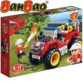 2017 BanBao Fire Конструктор Пожарен джип