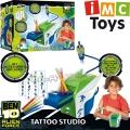 IMC Toys Ben 10 Машина за татуировки Tattoo Studio 700277