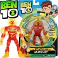 BEN10 Power Up 76601 Светеща фигурка Heatblast