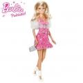 Barbie Pinktastic Кукла с розова парти рокля X6993