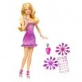 Барби Игра на маникюр Mattel R6599