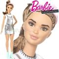 2017 Barbie Fashionistas Кукла Барби DYY92 Sweet For Silver