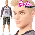 2017 Barbie Fashionistas Кукла Кен FNH40 Camo Comeback
