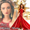 2017 Barbie Holiday Прелестна кукла Барби DYX41