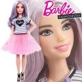 2017 Barbie Fashionistas Кукла Барби DVX76 Tutu Cool