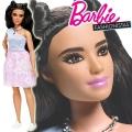 2017 Barbie Fashionistas Кукла Барби DYY95 Powder Pink