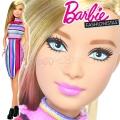 2017 Barbie Fashionistas Кукла Барби DYY98 Candy Stripes