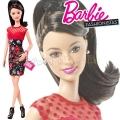 2017 Barbie Fashionistas Кукла Барби DGF20