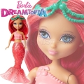 *Barbie® Dreamtopia Малка кукла русалка Red DVM97